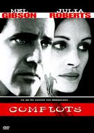 Conspiracy Theory - French DVD movie cover (xs thumbnail)