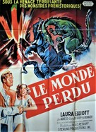 Two Lost Worlds - French Movie Poster (xs thumbnail)