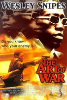 The Art Of War - Movie Poster (xs thumbnail)