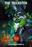 The Book of Life - British Movie Poster (xs thumbnail)
