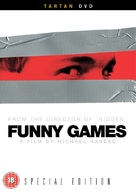Funny Games - British Movie Cover (xs thumbnail)