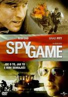 Spy Game - Czech Movie Cover (xs thumbnail)
