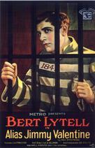 Alias Jimmy Valentine - Movie Poster (xs thumbnail)
