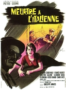 Maledetto imbroglio, Un - French Movie Poster (xs thumbnail)