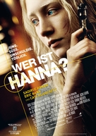 Hanna - German Movie Poster (xs thumbnail)