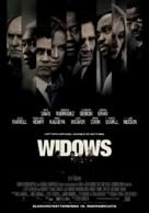 Widows - Finnish Movie Poster (xs thumbnail)
