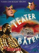Show Boat - Swedish Movie Poster (xs thumbnail)