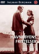 Hamnstad - Danish DVD cover (xs thumbnail)