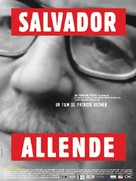 Salvador Allende - Spanish Movie Poster (xs thumbnail)
