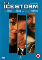 The Ice Storm - British DVD cover (xs thumbnail)