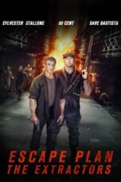 Escape Plan: The Extractors - Movie Cover (xs thumbnail)