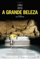 La grande bellezza - Brazilian Movie Poster (xs thumbnail)