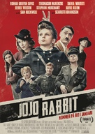 Jojo Rabbit - Swedish Movie Poster (xs thumbnail)