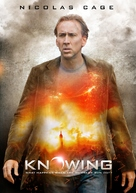 Knowing - DVD cover (xs thumbnail)
