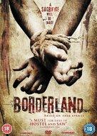 Borderland - British Movie Cover (xs thumbnail)