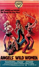 Angels' Wild Women - VHS movie cover (xs thumbnail)
