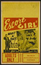 Escort Girl - Movie Poster (xs thumbnail)
