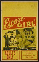 Escort Girl - Movie Poster (xs thumbnail)