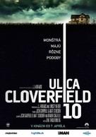 10 Cloverfield Lane - Slovak Movie Poster (xs thumbnail)