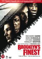 Brooklyn's Finest - Danish Movie Cover (xs thumbnail)