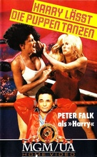 ...All the Marbles - German VHS movie cover (xs thumbnail)