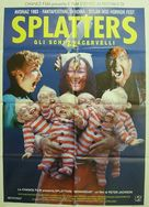 Braindead - Italian Movie Poster (xs thumbnail)