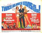 Fun in Acapulco - British Movie Poster (xs thumbnail)