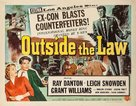 Outside the Law - Movie Poster (xs thumbnail)