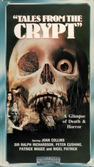 Tales from the Crypt - British VHS movie cover (xs thumbnail)