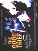 The Good Thief - British poster (xs thumbnail)