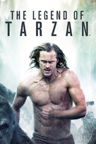 The Legend of Tarzan - Movie Cover (xs thumbnail)