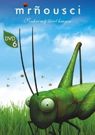 """Minuscule"" - Czech DVD movie cover (xs thumbnail)"