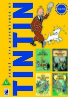 """Les aventures de Tintin"" - British Movie Cover (xs thumbnail)"