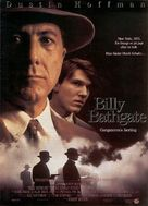 Billy Bathgate - Swedish Movie Poster (xs thumbnail)