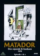 """Matador"" - Danish DVD cover (xs thumbnail)"