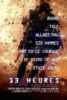 13 Hours: The Secret Soldiers of Benghazi - Canadian Movie Poster (xs thumbnail)