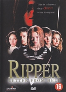 Ripper - Dutch DVD movie cover (xs thumbnail)