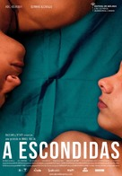 A escondidas - Spanish Movie Poster (xs thumbnail)