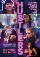 Hustlers - Dutch Movie Poster (xs thumbnail)