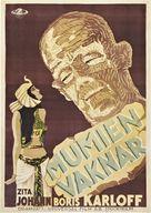 The Mummy - Swedish Movie Poster (xs thumbnail)