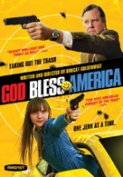 God Bless America - DVD cover (xs thumbnail)