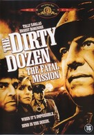 The Dirty Dozen: The Fatal Mission - Dutch Movie Cover (xs thumbnail)