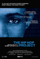 The Hip Hop Project - Movie Poster (xs thumbnail)