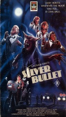 Silver Bullet - Australian Movie Cover (xs thumbnail)