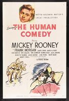 The Human Comedy - Movie Poster (xs thumbnail)