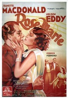 Rose-Marie - Spanish Movie Poster (xs thumbnail)