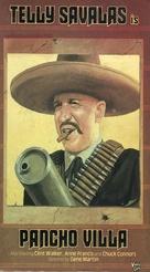 Pancho Villa - VHS movie cover (xs thumbnail)