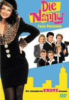 """The Nanny"" - German DVD cover (xs thumbnail)"