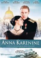 """Anna Karenina"" - French DVD movie cover (xs thumbnail)"