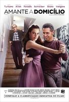 Fading Gigolo - Brazilian Movie Poster (xs thumbnail)